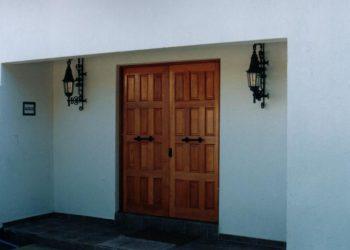 Puertas exterior